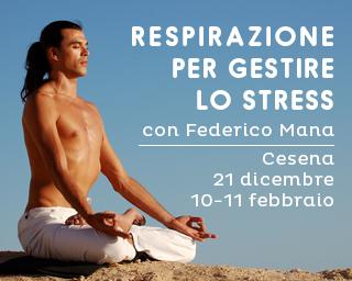 Seminario Respirazione con Federico Mana a Cesena