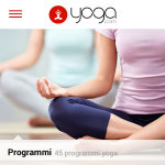 App per lo yoga - YogaCom Studio