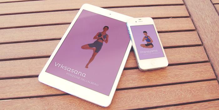 5 app per lo yoga