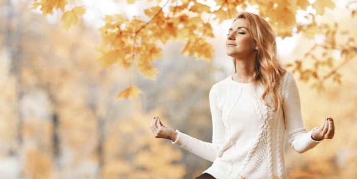 Gestire la tristezza con lo yoga