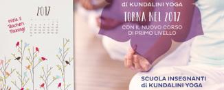 Scuola Insegnanti di Kundalini Yoga - corsi 2017