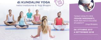 Corso formazione insegnanti di yoga a Cesena