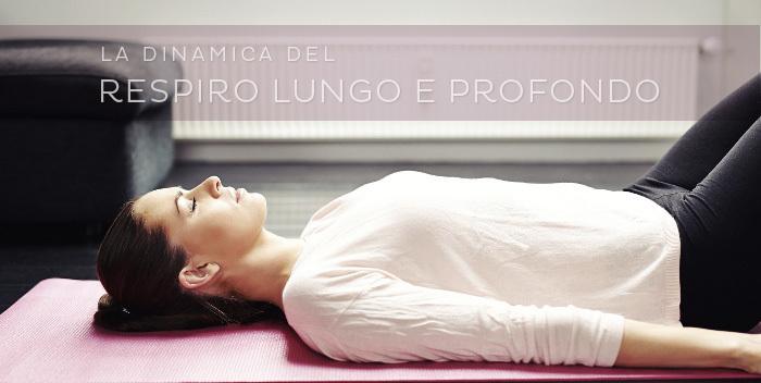 La dinamica del respiro lungo e profondo