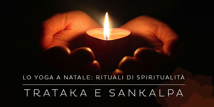 Yoga a Natale: due suggerimenti per un rituale di spiritualità