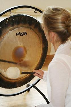 Il gong: uno strumento di guarigione