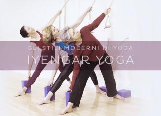 Che cos'è l'Iyengar Yoga