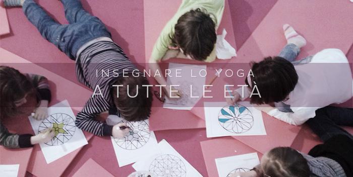 Diventa insegnante di Yoga per tutte le età