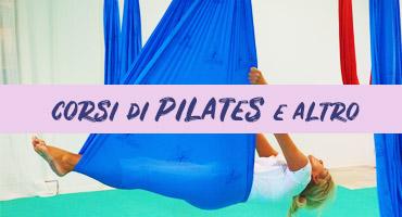 corsi di ginnastica posturale, pilates, antigravity