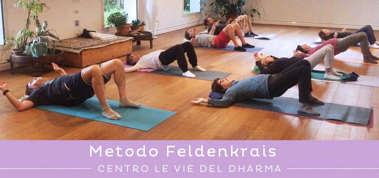 Corso di Metodo Feldenkrais a Cesena