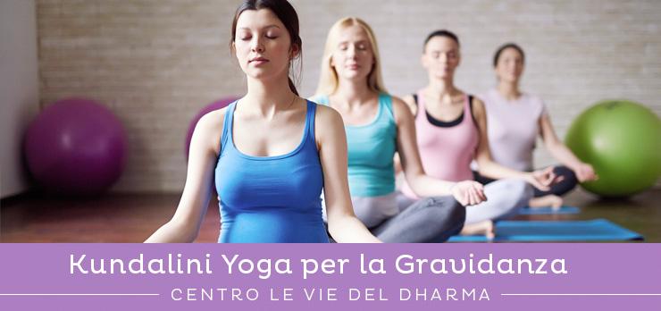 Corso di yoga per la gravidanza a Cesena