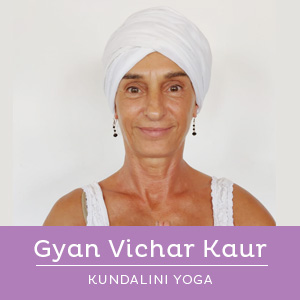 Guru Vichar Kaur - insegnante di Kundalini Yoga