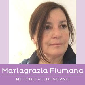 Insegnante di Feldenkrasi, Mariagrazia Fiumana