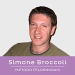 Simone Broccoli, insegnante di Feldenkrais