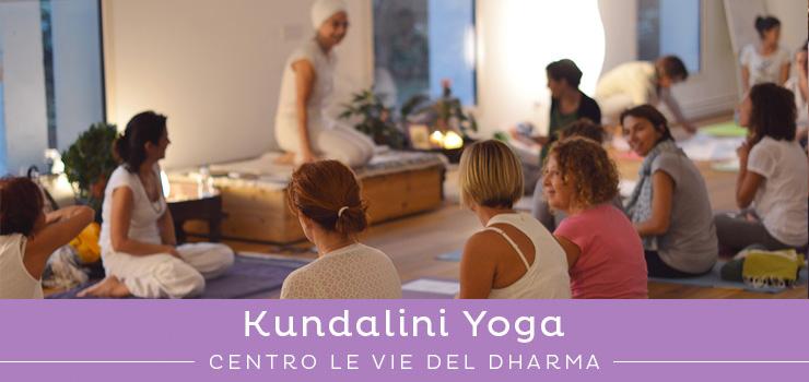 Corso di Yoga Kundalini a Cesena