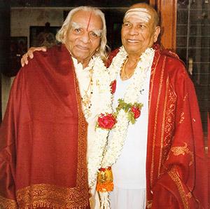 Pattabhi Jois e B.K.S. Iyengar