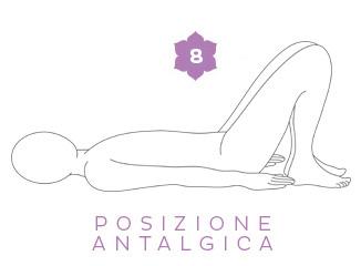 Posizione antalgica - Sequenza yoga per il mal di schiena