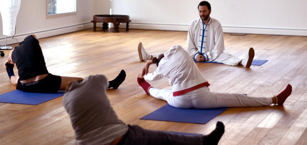 Tai Chi al Centro Yoga Le Vie del Dharma, Cesena