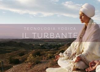 Il turbante nello yoga