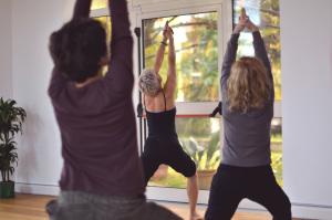Yoga Integrale è per tutti i livelli di esperienza e per tutte le età.