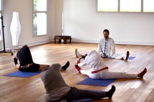 Al Centro Le Vie del Dharma si fa pratica di Tai Chi, con l'insegnante Gabriele Poggiali!