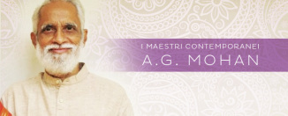 A.G. Mohan - i maestri di yoga contemporanei