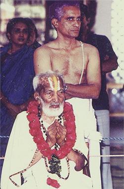 A.G. Mohan e Krishnamacharya