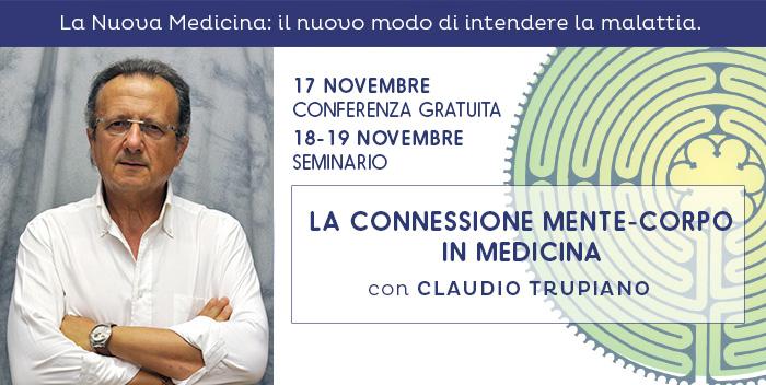 Seminario di Claudio Trupiano a Cesena