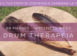 29 maggio: Drum Therapeia a Cesena per Wellness Week