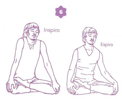 Sequenza yoga per l'energia della spina dorsale - posizione 6