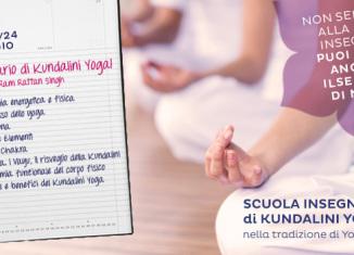 Seminario di Kundalini Yoga a Cesena