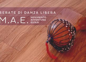 MAE - serate di danza-movimento libero a Cesena