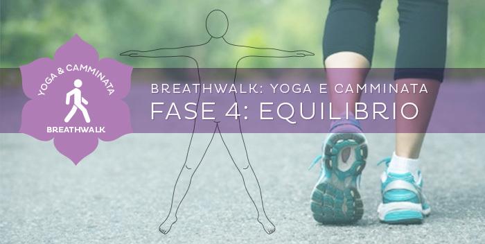 "Programma di Breathwalk ""l'Aquila Felice"": l'equilibrio"
