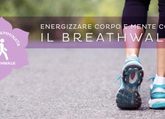 Cos'è il Breathwalk? Scopri la camminata yoga