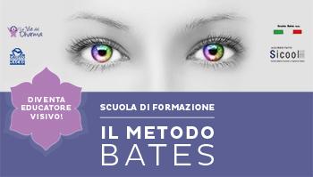 Corso per educatori visivi di Metodo Bates a Cesena