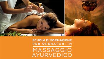 Corso di Massaggio Ayurvedico a Cesena