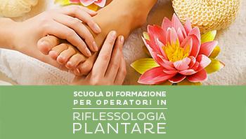 Corso di Riflessologia Plantare a Cesena