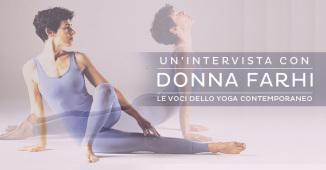Intervista a Donna Farhi