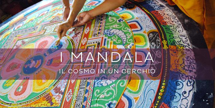 Cosa Sono I Mandala Le Vie Del Dharma