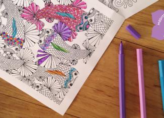 Meditare colorando: i libri da colorare antistress per adulti