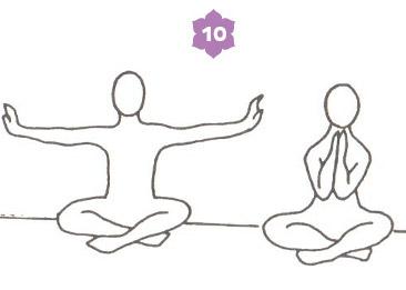 Sequenza di Kundalini Yoga per rigenerare le energie - 10