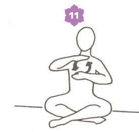Sequenza di Kundalini Yoga per rigenerare le energie - 11