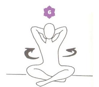 Sequenza di Kundalini Yoga per rigenerare le energie - 6
