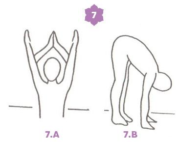Sequenza di Kundalini Yoga per rigenerare le energie - 7