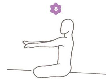 Sequenza di Kundalini Yoga per rigenerare le energie - 8