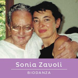 Sonia Zavoli, insegnante di Biodanza