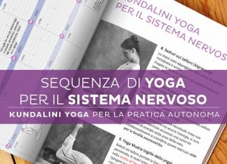 sequenza di kundalini yoga per il sistema nervoso