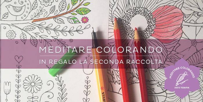 Meditare Colorando: una nuova raccolta di illustrazioni da colorare antistress