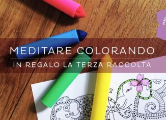 Meditare Colorando: libri da colorare antistress per adulti
