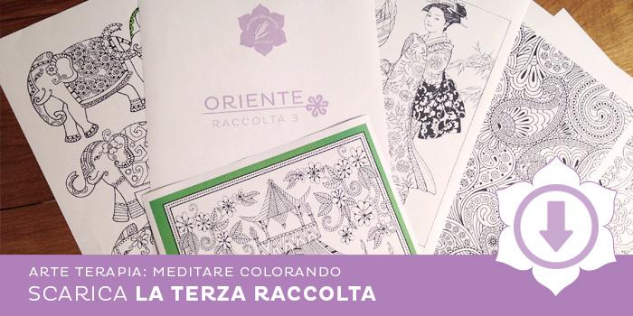 Scarica la terza raccolta di disegni da colorare antistress!