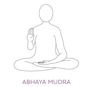 Abhaya Mudra, il gesto che allontana la paura